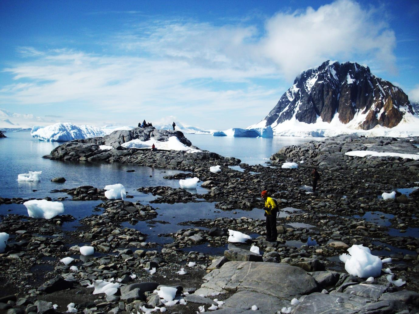 Antarctica Booth Island 1