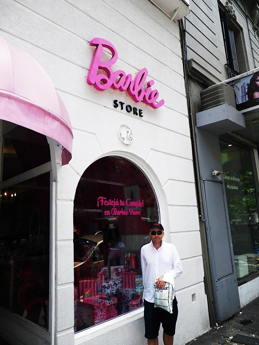 argentina barbie 1