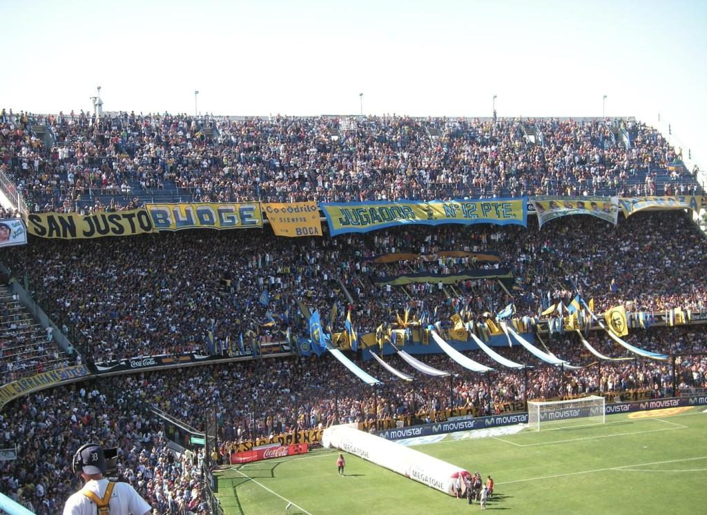 argentina la boca football 2