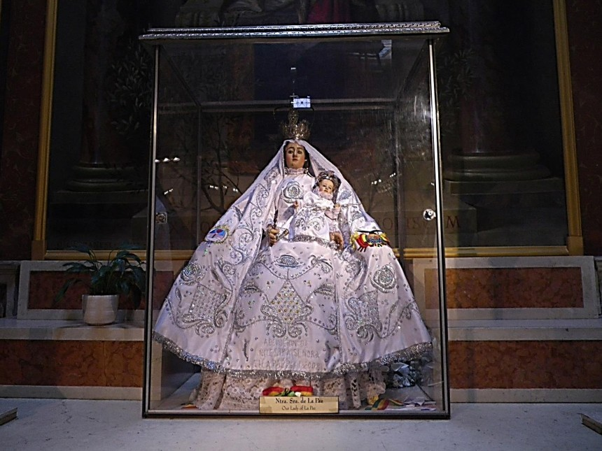 Our Lady of La Paz