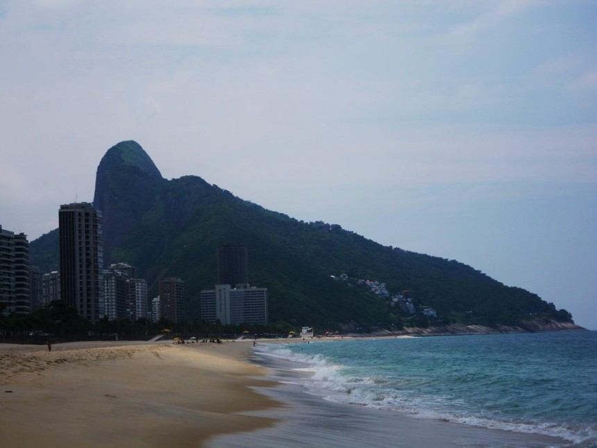 brazil beach in rio 2