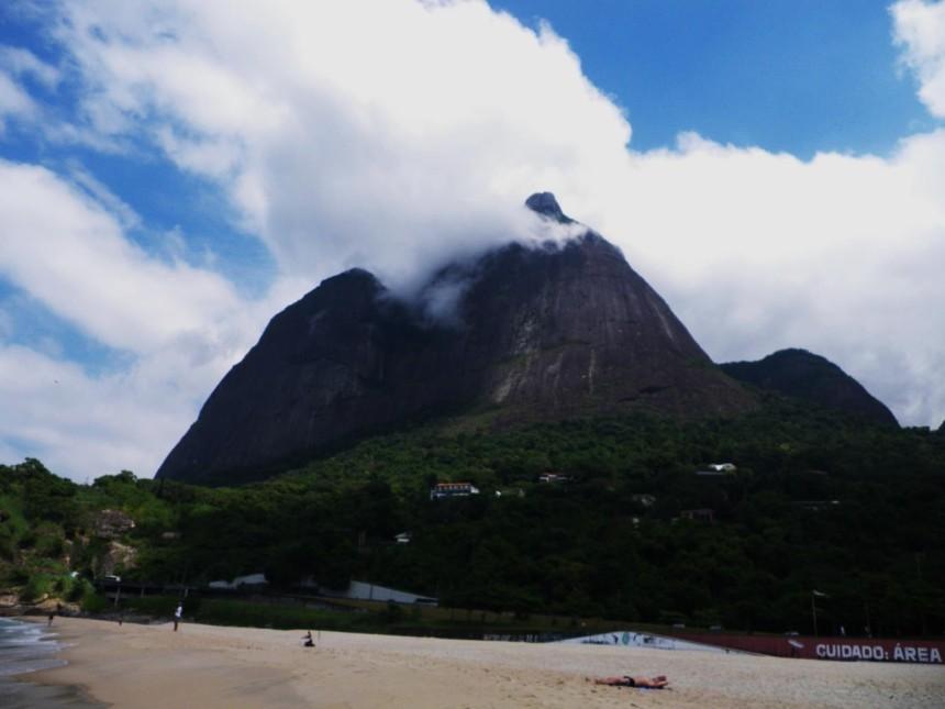 brazil beach in rio