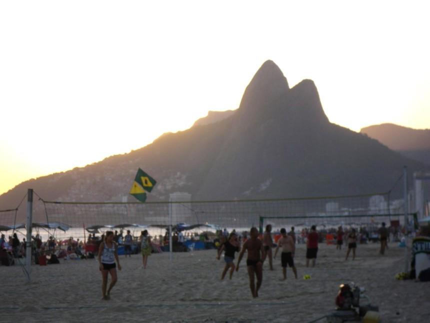 brazil ipanema beach 1
