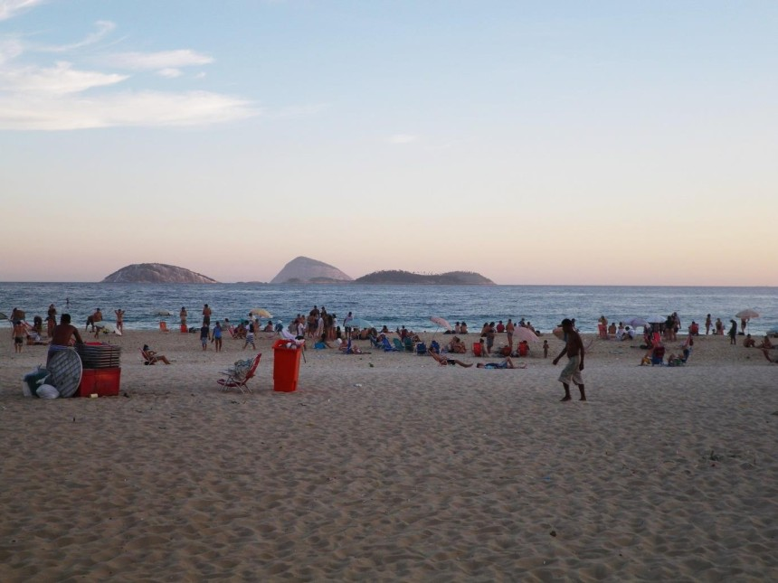 brazil ipanema beach 3