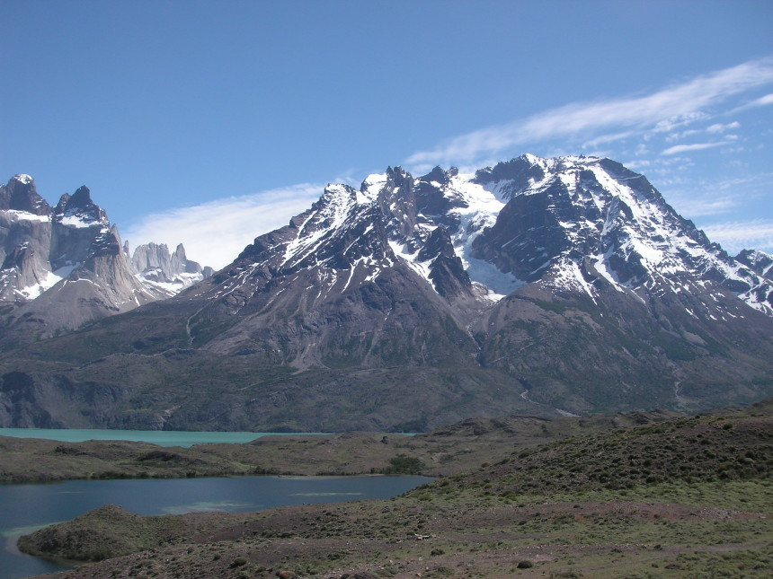 torres del paine - another mountain