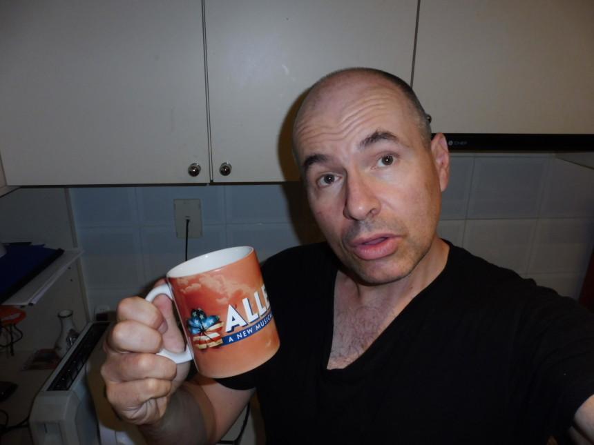 Allegiance - the mug