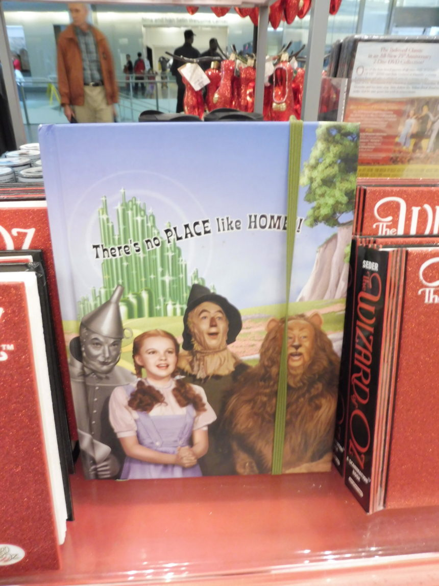 USA - The Wizard of Oz - There's No Place like Home!