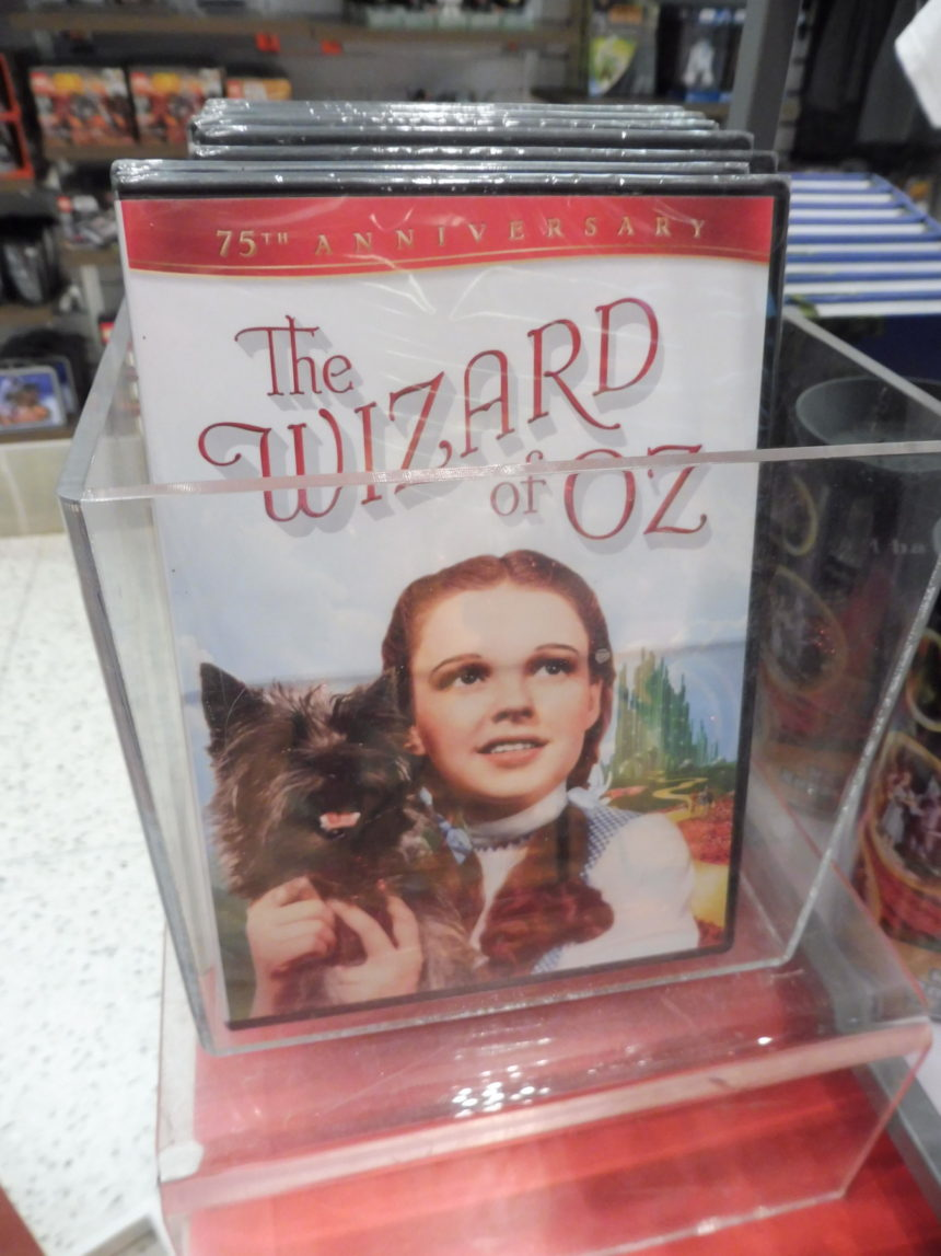 USA - The Wizard of Oz - DVDs