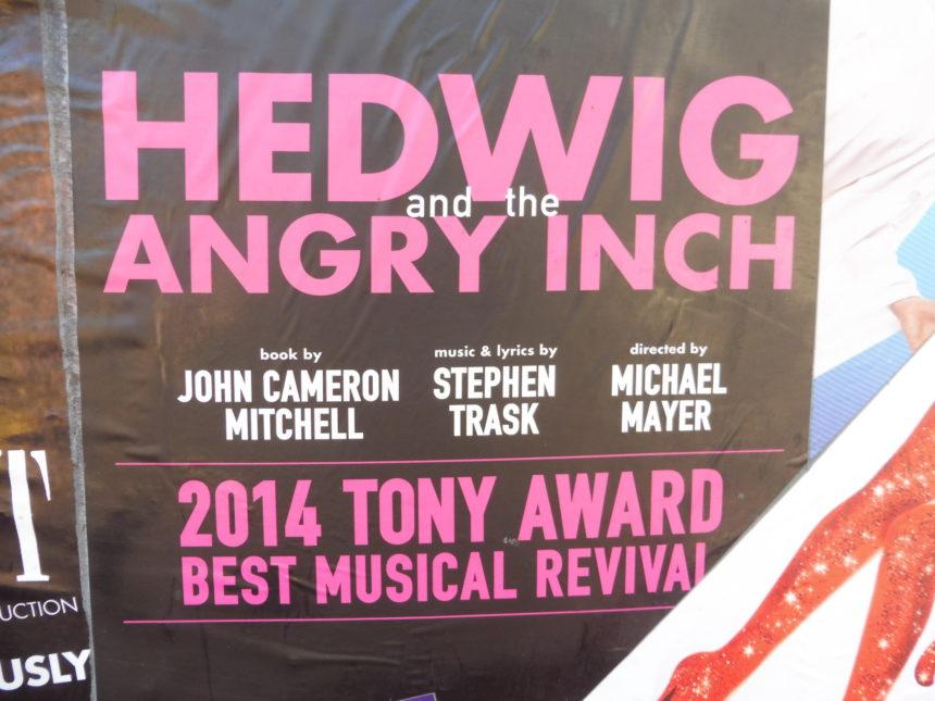 USA San Fran Hedwig and the Angry Inch