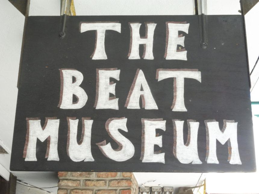 USA San Fran The Beat Museum 1