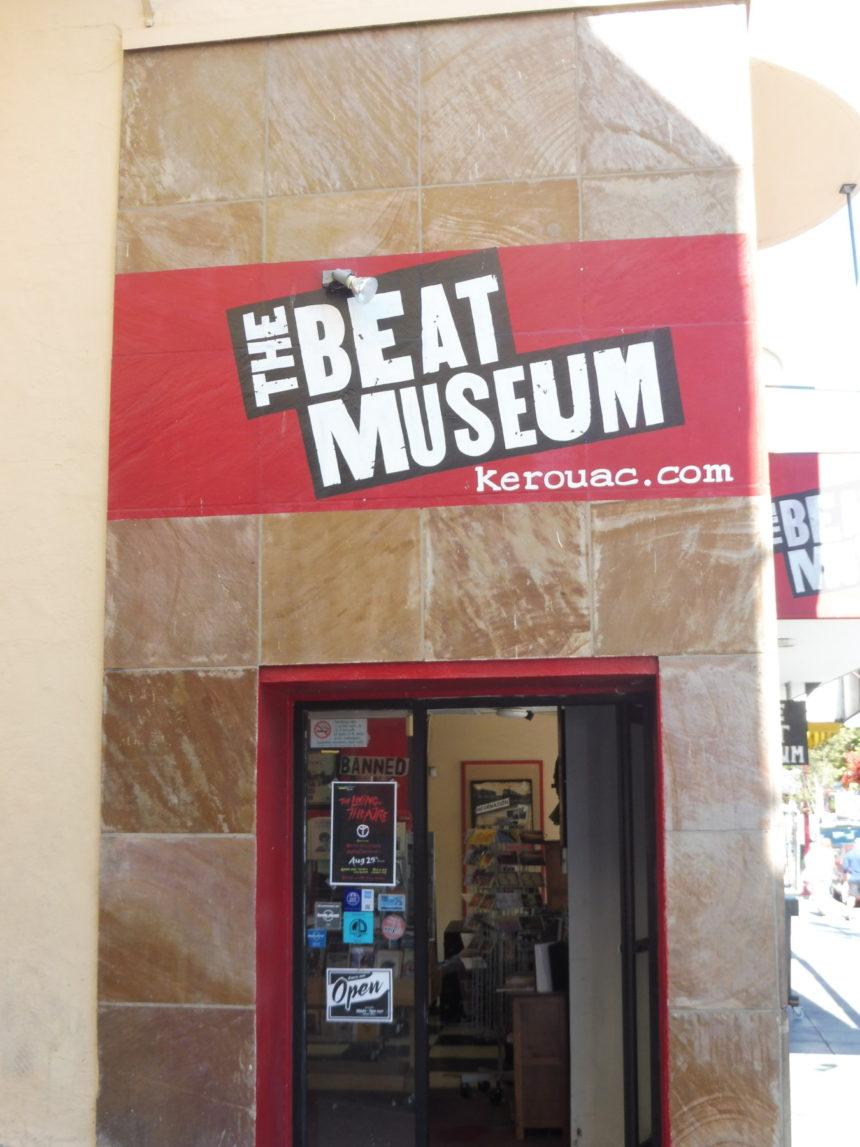 USA San Fran The Beat Museum 4