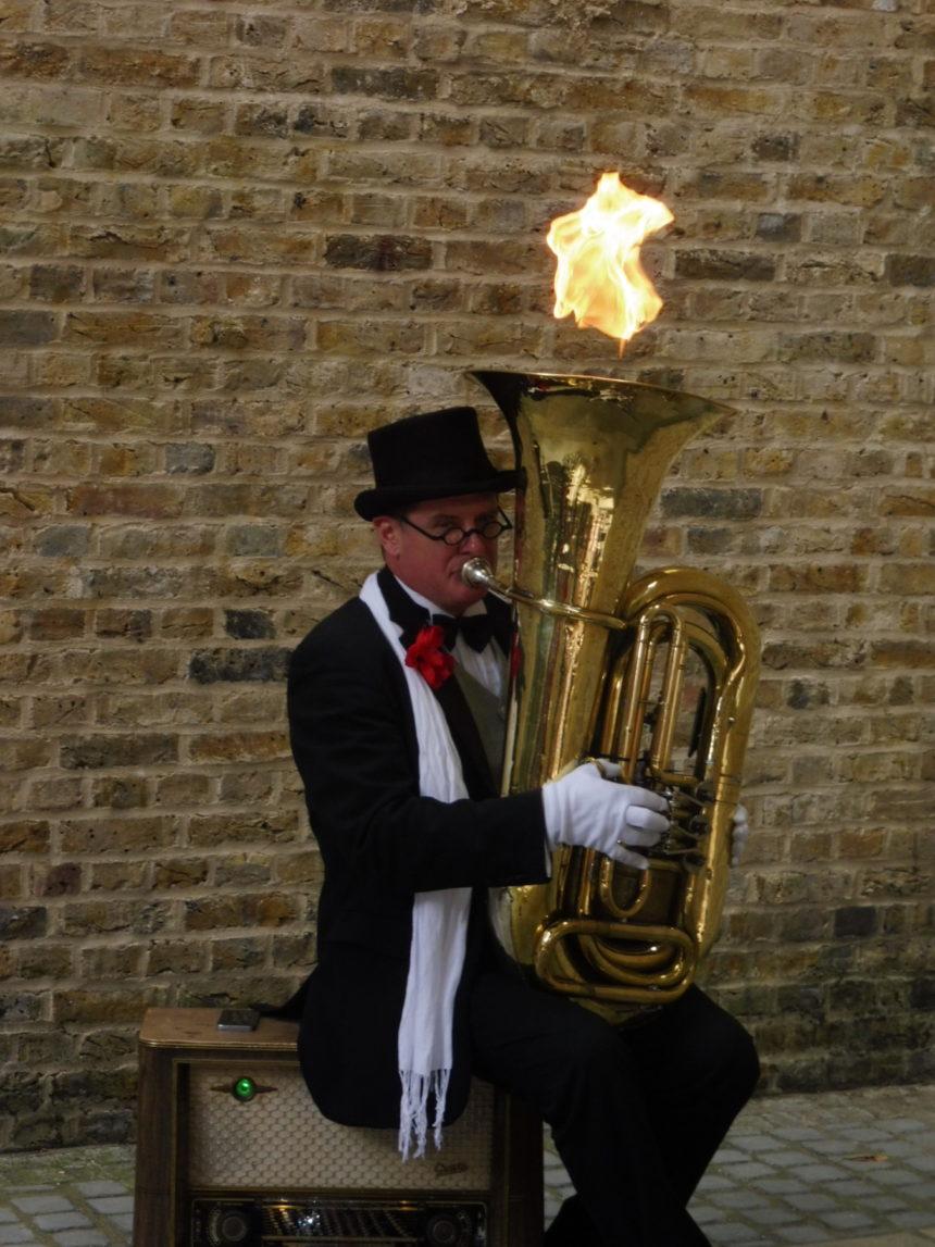 London tuba 8