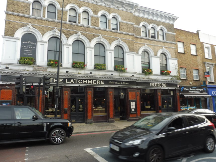 England London The Latchmere outside front