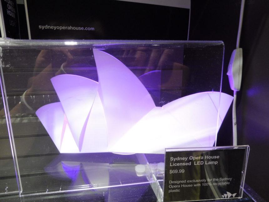 Sydney Opera House gift shop 4