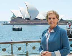 Australia Sydney Julie Andrews